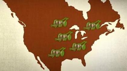 En quelle année a été inventé le semoir?