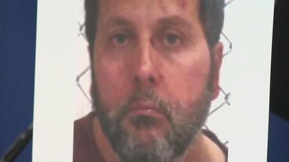 Capture d'écran d'une photo d'Amor Ftouhi diffusée par le FBI durant un point de presse sur l'enquête, à la suite d'une attaque perpétrée à l'aéroport Bishop de Flint, au Michigan