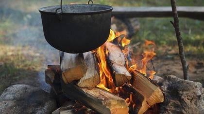 Des recettes pour le camping