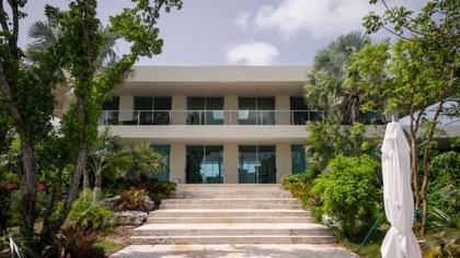 L'île de l'Aga Khan, propriété d'entreprises liées à des paradis fiscaux