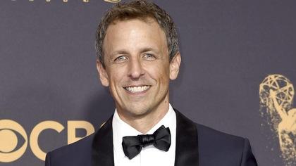 Seth Meyers animera les 75es Golden Globes