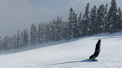 Des vacanciers se ruent vers l'Ouest canadien