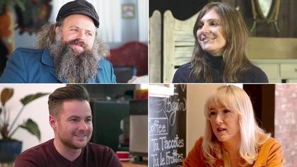 Rencontre avec quatre artistes acadiens