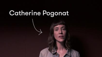 Ma première fois... avec Catherine Pogonat