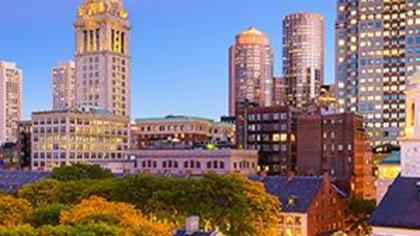 Courez la chance de gagner une escapade à Boston pour deux personnes