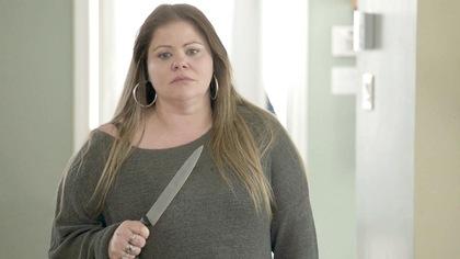 District 31 : Nancy Riopelle dérape