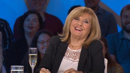 Le dernier moment de télé de la grande Dominique Michel?