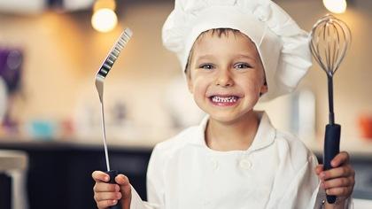 Des recettes estivales que les enfants peuvent faire en solo, ou presque