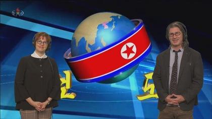CoréeduNord  express avec ChantalLamarre