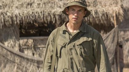 Jack est soldat au Vietnam.