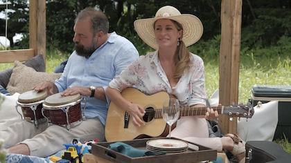 Jean-François Mercier et Christine Beaulieu
