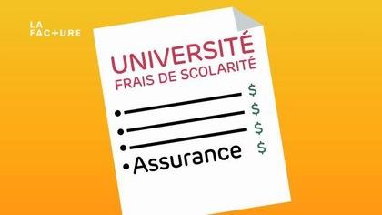 Le fin mot de l'histoire sur l'annulation de l'assurance comprise dans les frais de scolarité universitaires