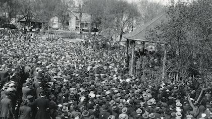 La grève générale de Winnipeg: l'un des plus grands mouvements ouvriers du pays