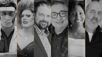 10 personnalités qui ont marqué 2020