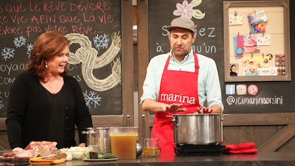 Cours 101 de bouillons avec Bob le Chef