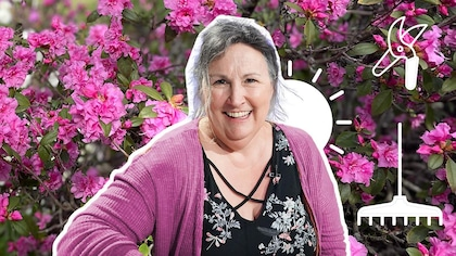 Marthe Laverdière, la jardinière au vocabulaire… fleuri!