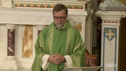 Prête à la messe