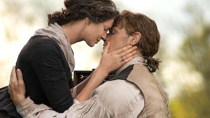 Les 10 plus belles scènes d'amour d' Outlander