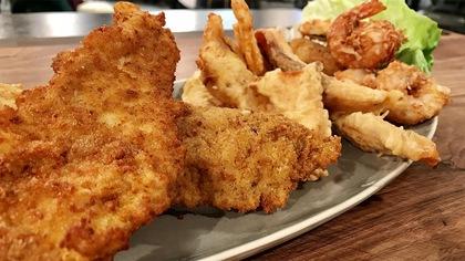 La pâte à tempura