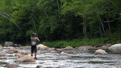 La pêche pour aider les jeunes en difficulté