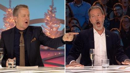 Querelle sur le plateau : André et Ricardo se vident le cœur!