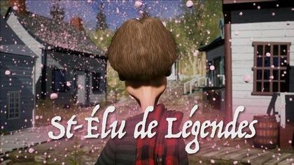 St-Élu de Légendes  avec Fred Pellerin