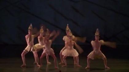 Un ballet autochtone