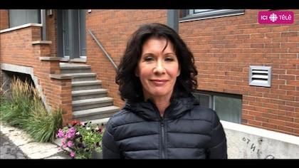 Sylvie Léonard parle de son personnage