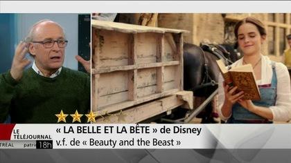 Michel Coulome suggère deux films :  La belle et la bête  et  La mécanique de l'ombre