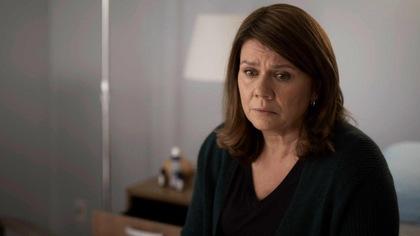 Marina Orsini dans une scène de Une autre histoire.