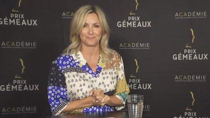 Dévoilement des finalistes des prix Gémeaux 2020