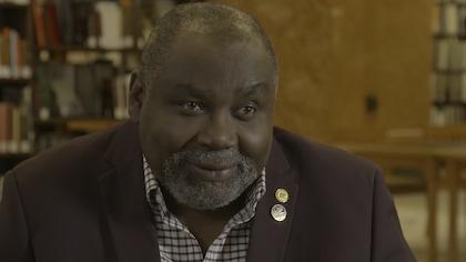 Maka Kotto, comédien et politicien