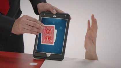 Technomagie : des tours époustouflants à réaliser avec une tablette!