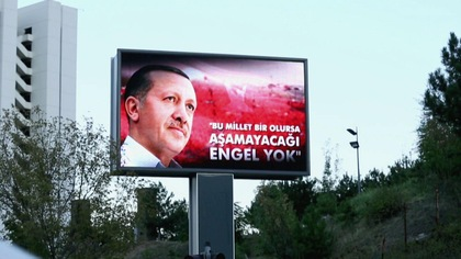 Erdogan : l'ivresse du pouvoir