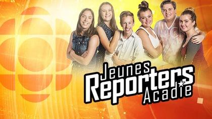 Jeunes reporters Acadie