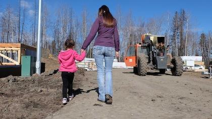 Les Acadiens de Fort McMurray : Reconstruire sa vie après le feu