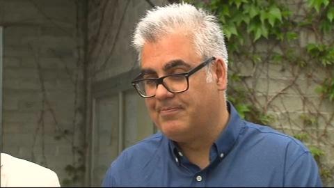 François Rebello, promoteur du projet de train de passagers reliant Sherbrooke à Montréal