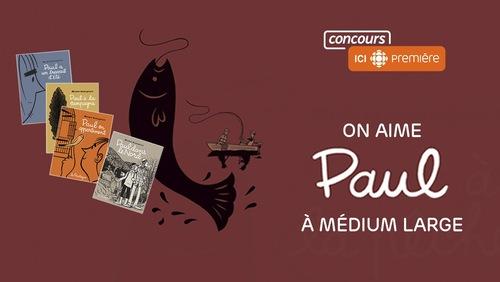 Cliquez pour participer et vous pourriez être l'un des trois gagnants de la collection complète des bandes dessinées de Michel Rabagliati.
