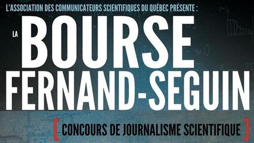 Bourse Fernand-Seguin édition 2019