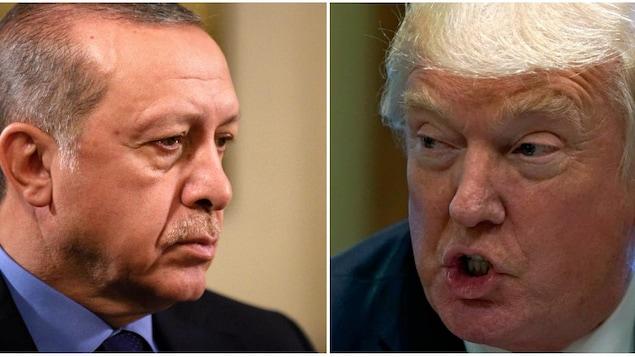 La mission américaine en Turquie suspend son service de visas