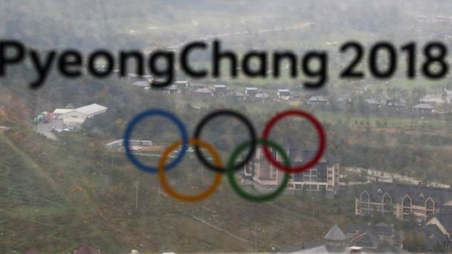 Logo des JO de Pyeongchang