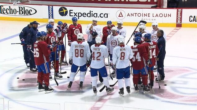Le retour d'Andrew Shaw et une nouvelle expérience pour Alex Galchenyuk — Canadiens