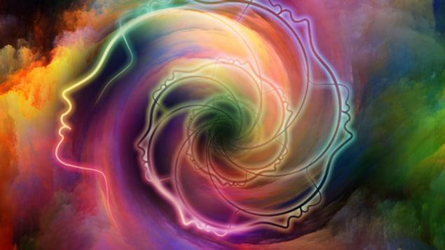 couleurs dessins cerveau