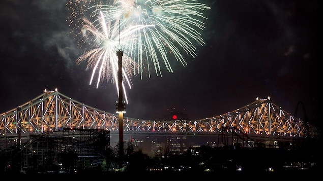 Le spectacle d'illumination du pont Jacques-Cartiuer sera repris le 25 juin