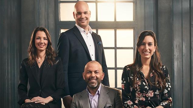 Publicité. ICI Télé présente la nouvelle saison de dans L'oeil du dragon, le mercredi à 20h.