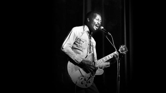 La légende du rock'n roll Chuck Berry est mort à 90 ans