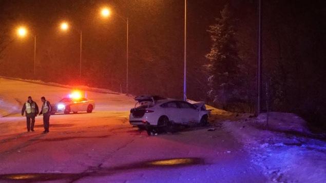 Trois femmes meurent dans un accident de la route près de Québec