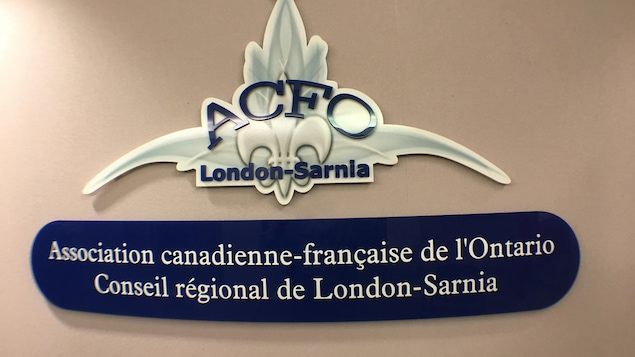 Logo de l'Association canadienne-française de l'Ontario de London-Sarnia
