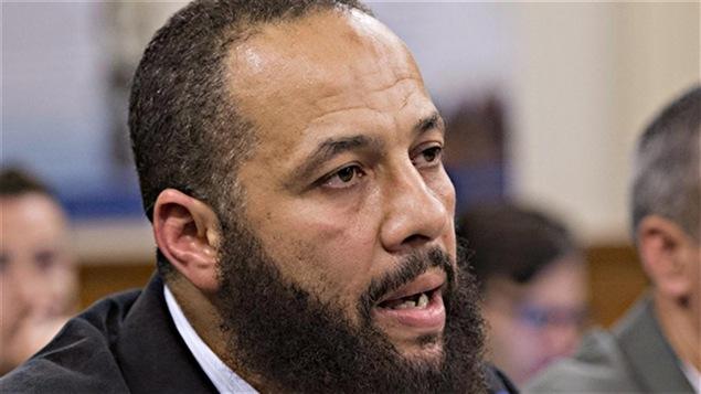 Le prédicateur Adil Charkaoui