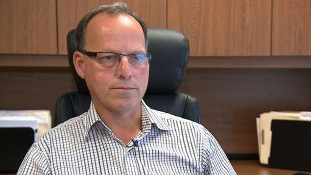 Alain Croteau est directeur pour le Québec du Syndicat des métallos